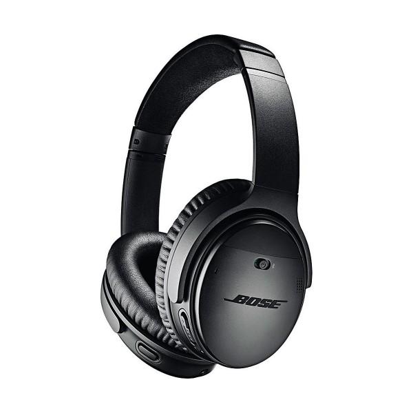 Bose quietcomfort 35 ii negro auriculares inalámbricos acoustic noise cancelling alta calidad
