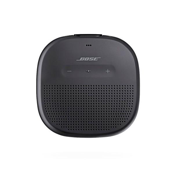Bose soundlink micro negro altavoz inalámbrico bluetooth sonido de alta calidad