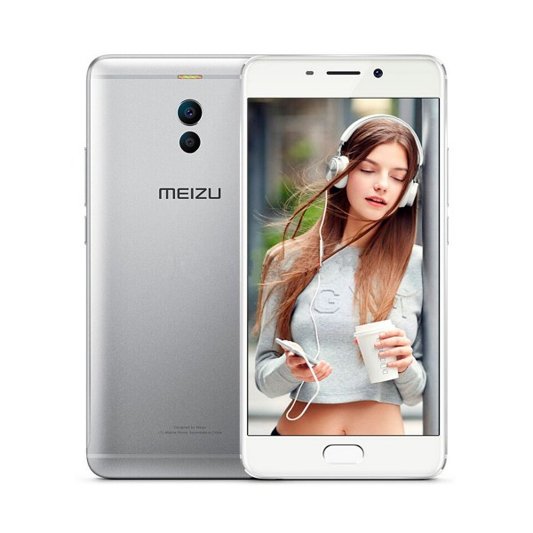 Meizu m6 note plata móvil 4g dual sim 5.5'' ips fhd/8core/32gb/3gb ram/12mp+5mp/16mp