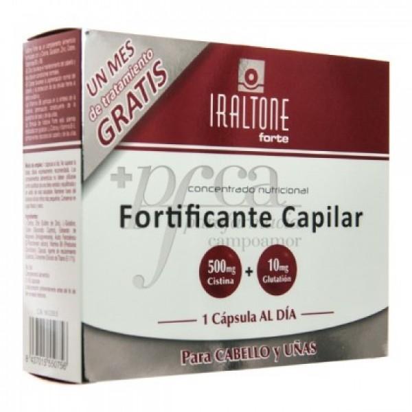IRALTONE FORTE FORTIFICANTE 2X 60 CAPS PROMO