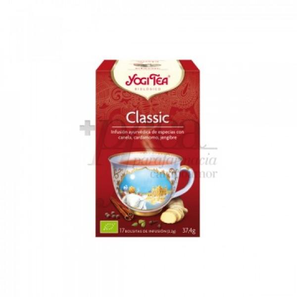 YOGI TEA CLASSIC 17 BOLSITAS