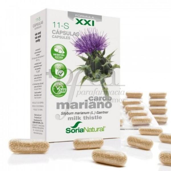 11-S CARDO MARIANO XXI 30 CAPS 09061
