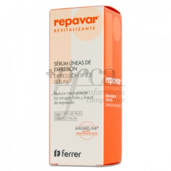 REPAVAR REVITALIZANTE SERUM 30ML