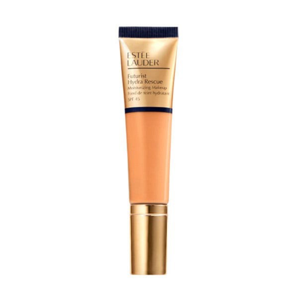 Estee lauder futurist hydra rescue mosturizing makeup spf45 4w1 honey bronze