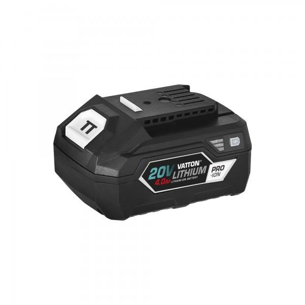 Bateria vatton 20v. 4.0ah.