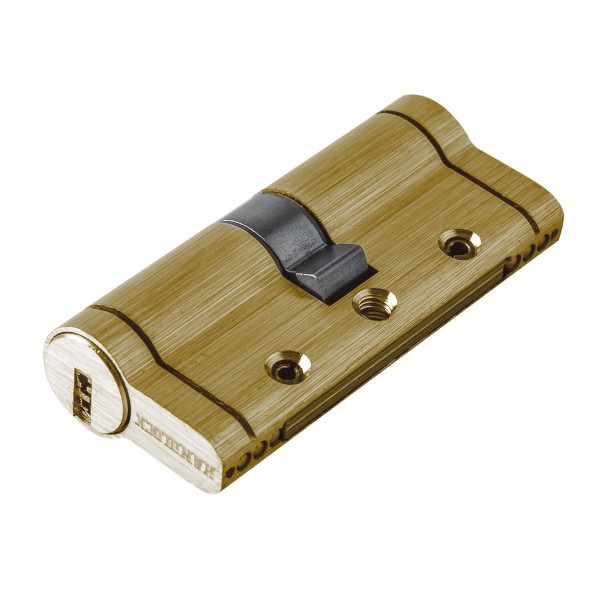 Cilindro seguridad r15-30x40 laton