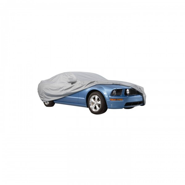 Funda exterior premium Opel ADAM, impermeable, Lona, cubierta