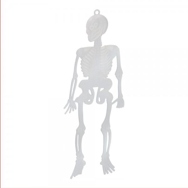 Esqueletos halloween 10 piezas 15cm